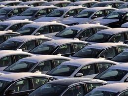 La vente des voitures neuves à la hausse en France