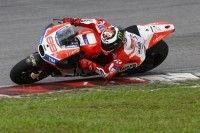 MotoGP - Tests Sepang J3 : Lorenzo s'adapte à la Ducati