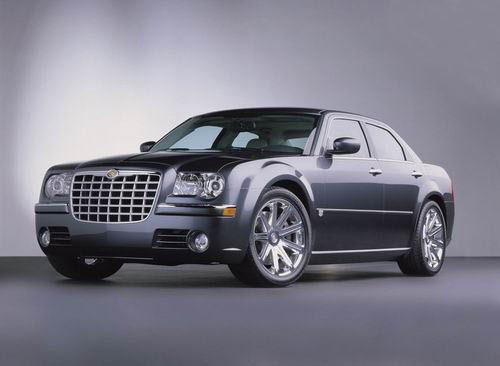 Chrysler 300 C : la 300 M en filigrane