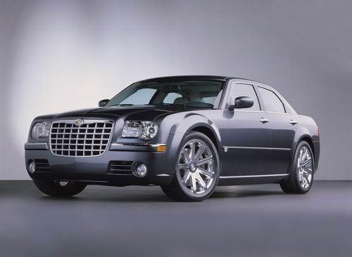 Chrysler 300 C : la 300 M en filigrane