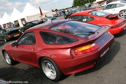Photos du jour : Porsche 928 Gemballa