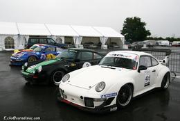 Photos du jour : Porsche 993 GT2