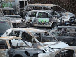 804 véhicules incendiés lors de la Saint-Sylvestre