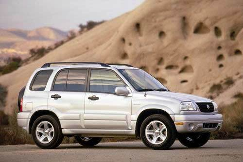 Suzuki Grand Vitara : nouveau moteur TD
