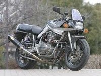Suzuki GSX 1100S Spéciale by Advantage : Made in Japan…