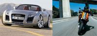 Petit roadster Audi: le patron de KTM confirme!
