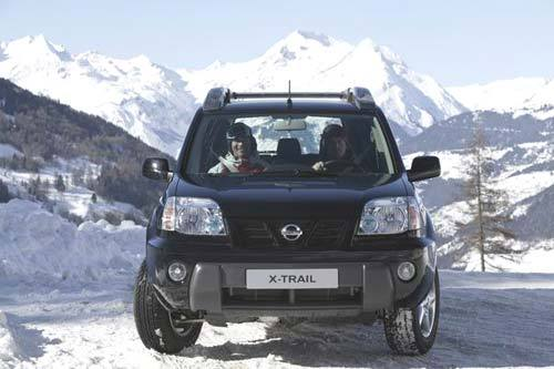 Nissan X-Trail Free-Ride : look baroudeur