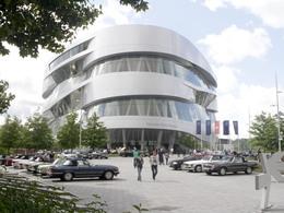 722 000 visiteurs pour le musée Mercedes-Benz en 2012
