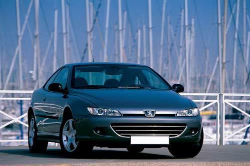 Peugeot 406 Coupé : nouveau sourire