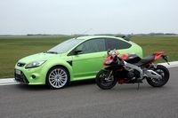 Aprilia RSV4 Factory - Ford Focus RS : Nos coups de cœur 2009 en vidéo