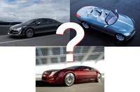 Quel est le plus beau concept car français du Mondial de l'Automobile de Paris 2006 ??? [sondage]