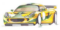 Lotus Exige S par Hyper Sport Engineering