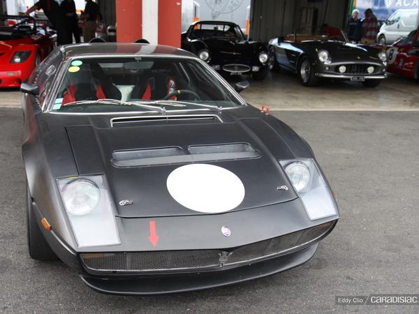 Photos du jour : Maserati Bora (Sport & Collection)