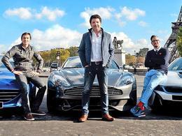 Top Gear France revient le 6 janvier