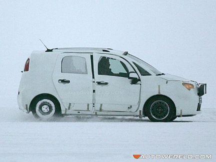 Future Citroën C3 Minispace en test
