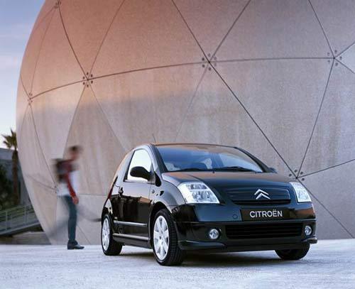 Citroën C2 : premières vues de la rivale de la Renault Twingo