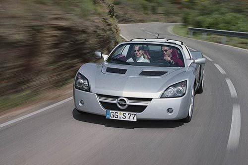 Opel Speedster 2.0 16v Turbo : affolant !