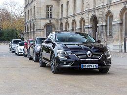 Plus belle voiture de l'année : la Renault Talisman en finale