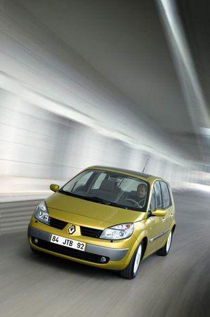 Renault Scénic : en vente à la mi-juin