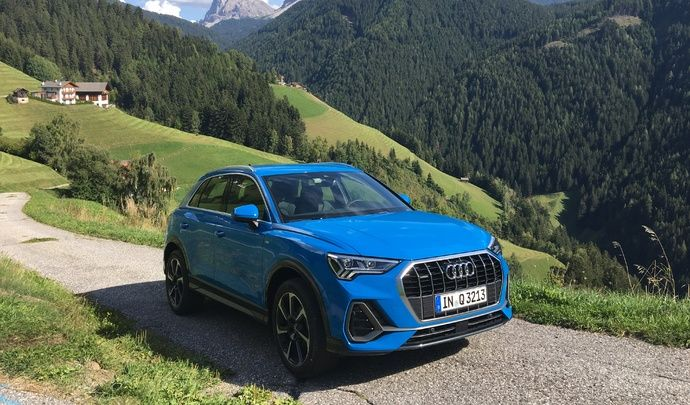 Prise en mains vidéo - Audi Q3 : le sens de la famille