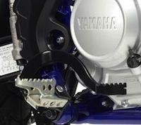 Yamaha, campagne de rappel: retour à l'atelier des WR125R & WR125X 2014 suite à une faiblesse de la pédale de frein