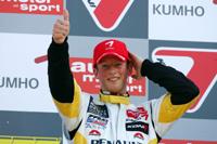 Tests GP2 Asie: Romain Grosjean devant!
