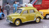 Miniature : 1/43ème - RENAULT 4cv R1062