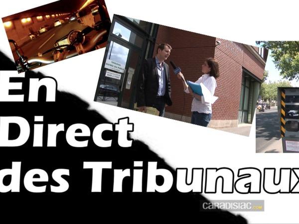 Vidéo - Trois PV au vol à l'encontre d'un conducteur de deux roues