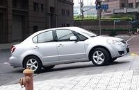 Suzuki SX4 Sedan : pas pour nous !