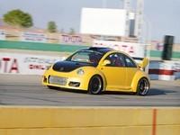 VW New Beetle : a la sauce Porsche..