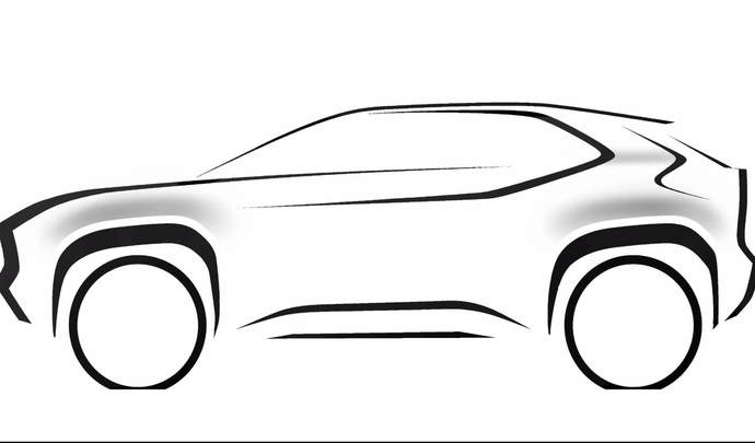 Toyota retarde la présentation de son SUV urbain