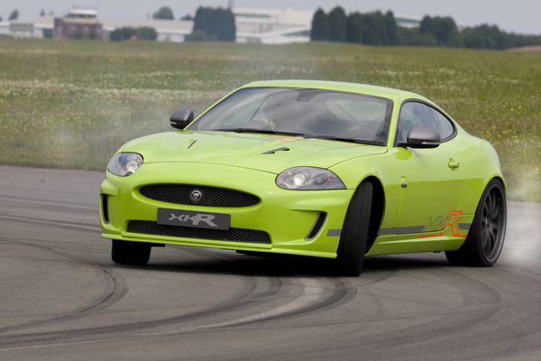 "Jaguar XKR ""Goodwood Special"": que du bon!"