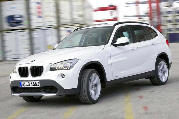 BMW X1: enfin les 1ères images officielles! (16 photos)
