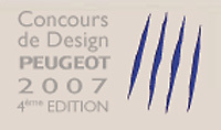 Concours Design Peugeot 2007: Please Innovate