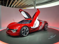 Mondial 2010 : Renault DeZir, sacrée vitrine