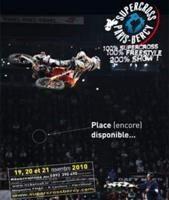 Des nouvelles des blessés du Supercross de Bercy