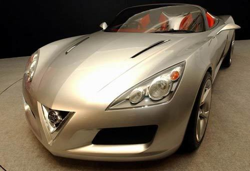 Vauxhall VX Lightning : un concept d'avenir