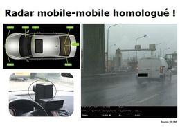 Radar mobile-mobile : les petits excès mis de côté
