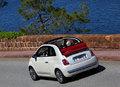 Essai vidéo - Fiat 500 C : braquage à l'italienne