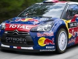 Citroën Racing dévoile la DS3 WRC