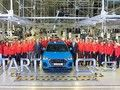 Les premiers exemplaires de l'Audi Q3 sortent des chaînes