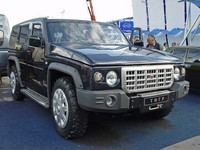 GAZ Tiger 2 : Hummer's like