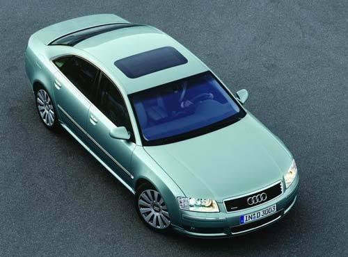 Audi A8 : à quand le diesel ?