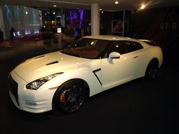 Nissan GTR 2011 : secret défense ?