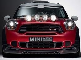 Mini présente sa WRC et confirme Meeke