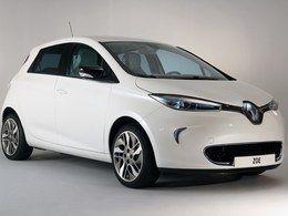 Les ventes de voitures électriques ont augmenté de 64% en 2015