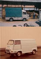 (J'aime du jour) Citroën Tube vs. Renault Estafette