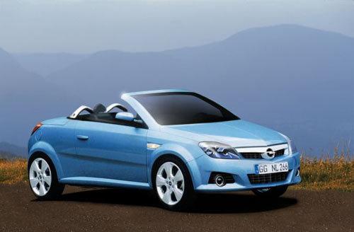 Opel Roadster : il roule