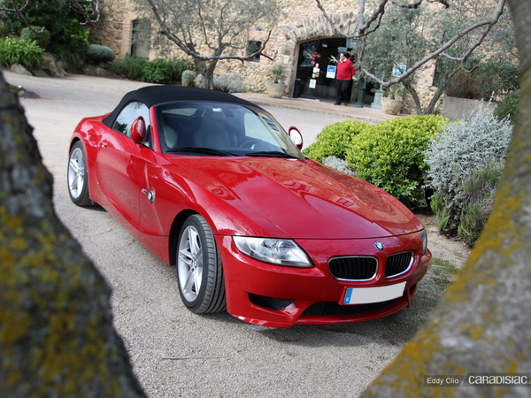 Photos du jour : BMW Z4 M