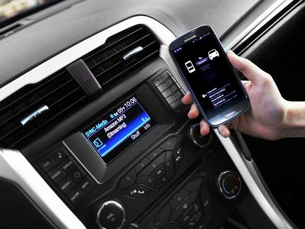 Toyota choisit Ford pour son système d'application